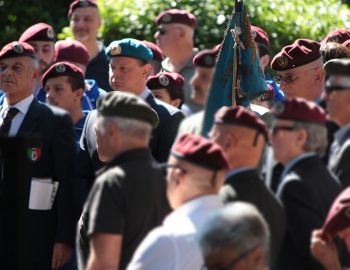 Ricordando i Paracadutisti del Rgt. Folgore, caduti per l'onore d'Italia