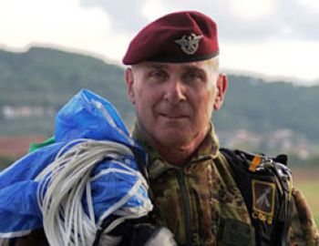 Messaggio del Gen. Marco Bertolini